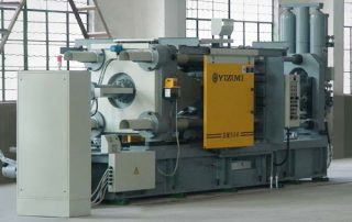 Aluminum Casting process