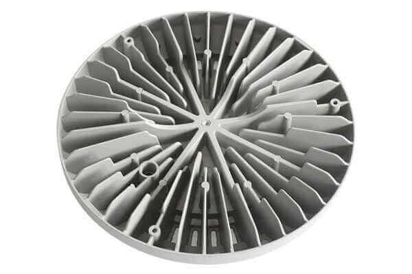 Aluminum LED Light Heat Sink