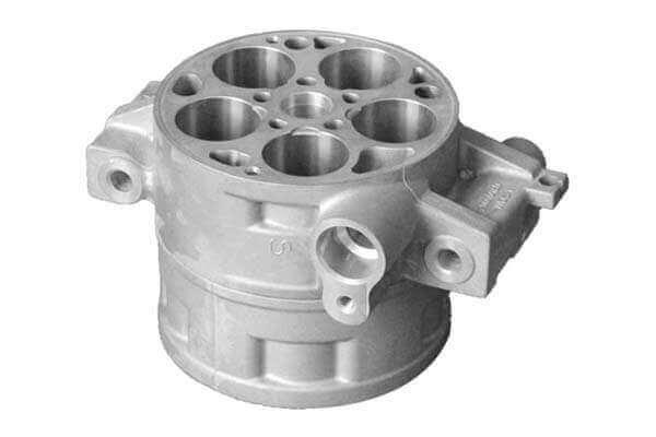 AC Compressor Case_Permonent Mold Casting