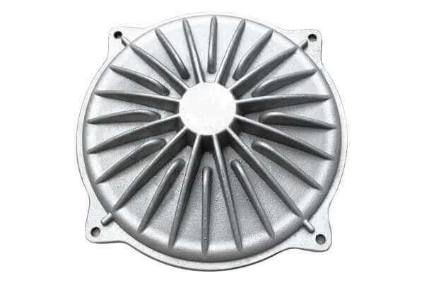 Aluminum Die Casting Moter Cover