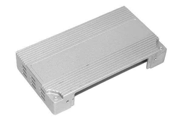 Aluminum Die Casting Router Housing