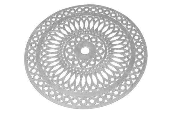 Aluminum Garden Table Top