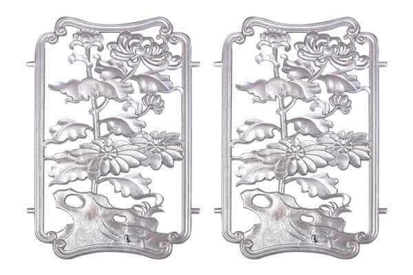 Cast Aluminum Fence Panel 2
