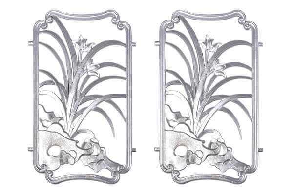 Cast Aluminum Fence Panel 3