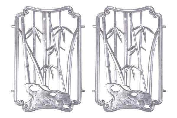 Cast Aluminum Fence Panel 4