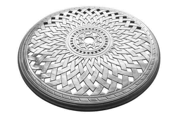 Cast Aluminum Outdoor Table Top