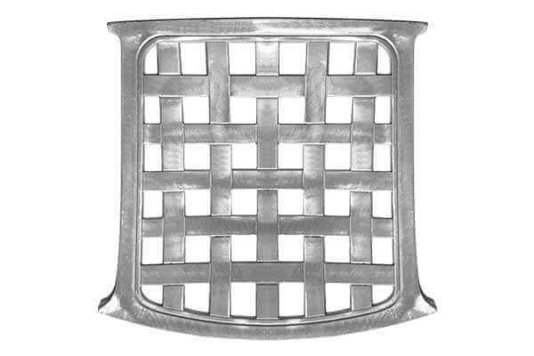 Cast Aluminum Patio Chair Seat