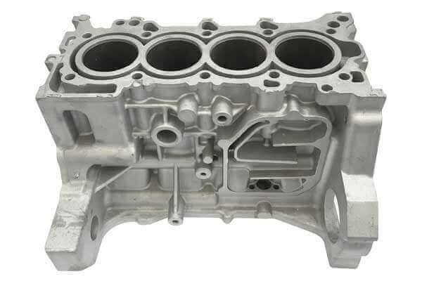 Engine Block_Gravity Die Casting