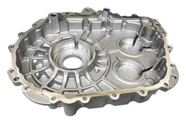 Gearbox Cover_Aluminum Die Casting