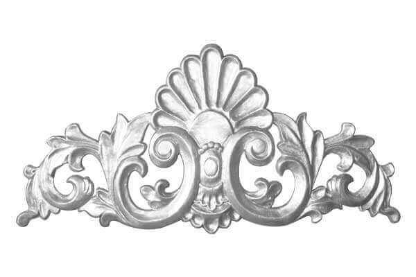 Ornamental Aluminum Castings for Gate 2