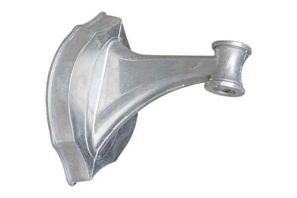Wall Lamp Bracket_Aluminum Die Casting