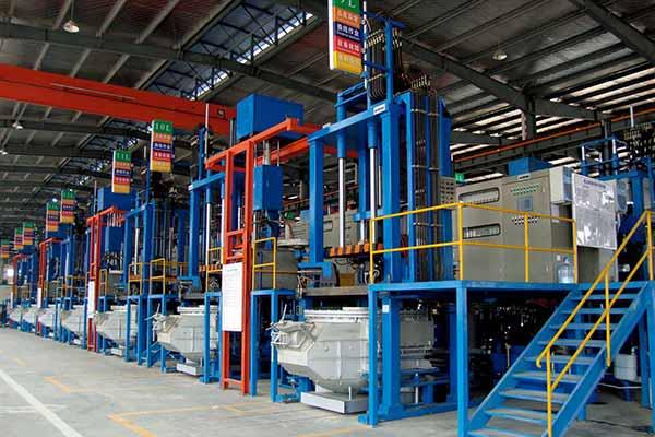 Aluminum Die-Casting Company